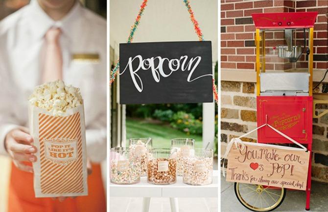 kokice kao ukras na venčanju Kokice   neobičan detalj i ukras na venčanju!