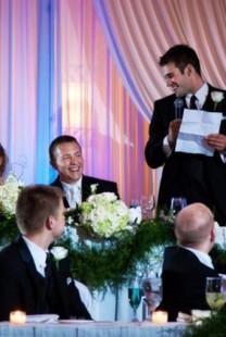 Uloga kuma na venčanju