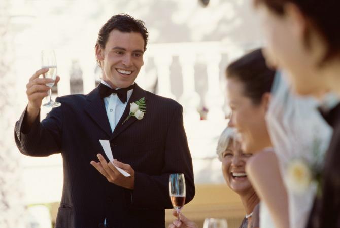 kum na venčanju Uloga kuma na venčanju