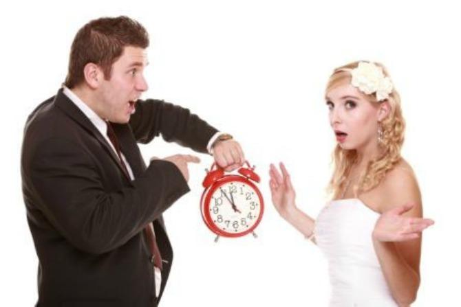 kuma kasni na venčanje Šta kuma nikada ne treba da uradi na venčanju
