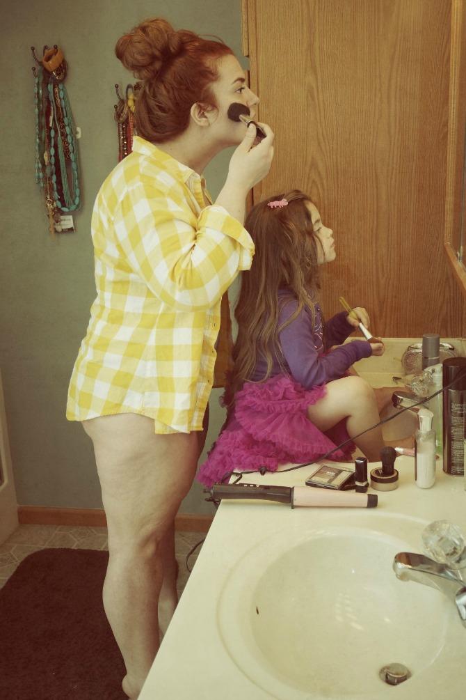 majka i ćerka Šta sam naučila o svom telu odgajajući ćerku