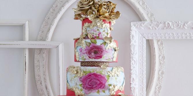 mladenačke torte inspirisane francuskim glamurom Ove mladenačke torte biće vam žao da isečete