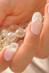 Kakvi nokti su u trendu za venčanja?