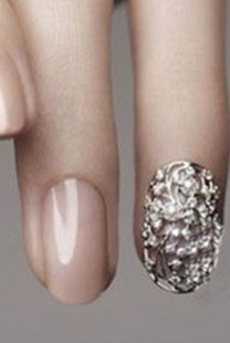 Izaberi savršen oblik noktiju za venčanje