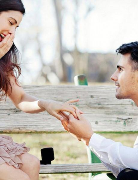 Britanac zaprosio devojku preko ukrštenice