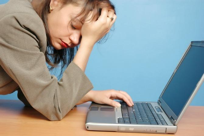 težak posao Zašto rad od kuće nije san snova