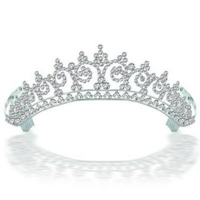 tijara za princeze Vrste tijara za venčanje