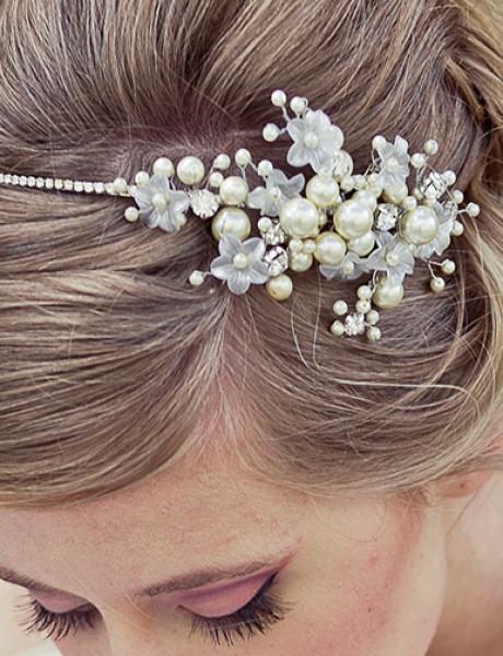 Vrste tijara za venčanje