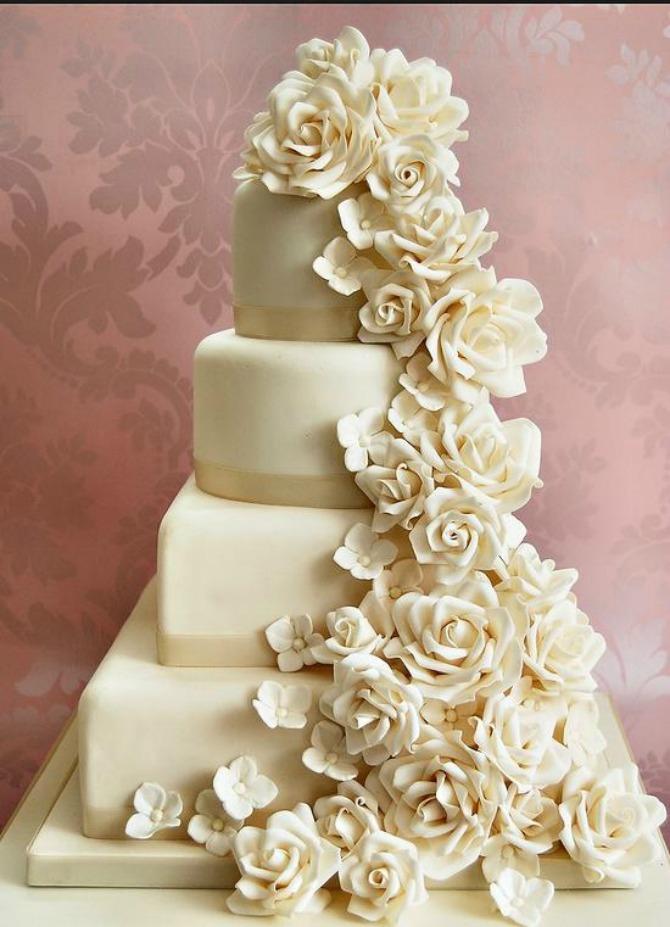 torte koje su ukrašene jestivim cvećem11 Ukrasite tortu jestivim cvetovima