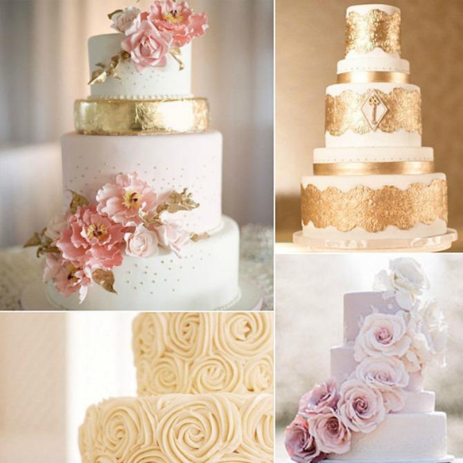 torte koje su ukrašene jestivim cvećem2 Ukrasite tortu jestivim cvetovima