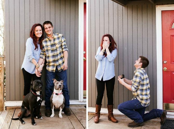 zaprosi je uz pomoć psa1 Zaprosi je uz pomoć...psa!