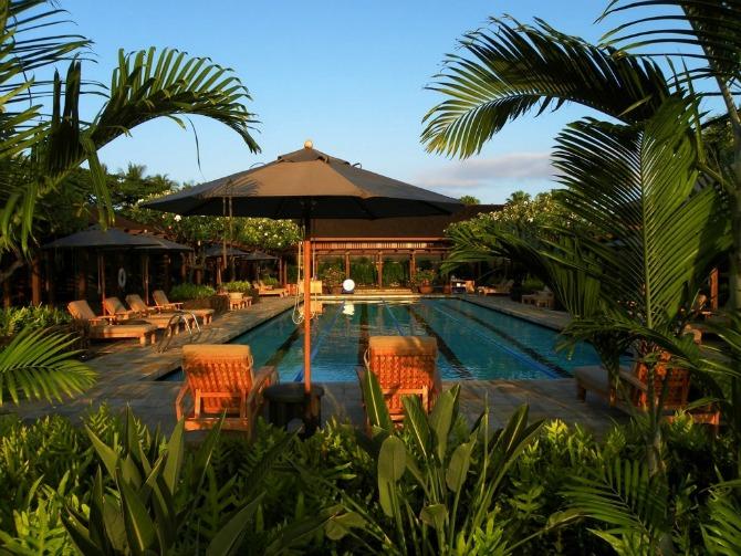 Four Seasons Hualalai Najskuplji medeni mesec poznatih ličnosti