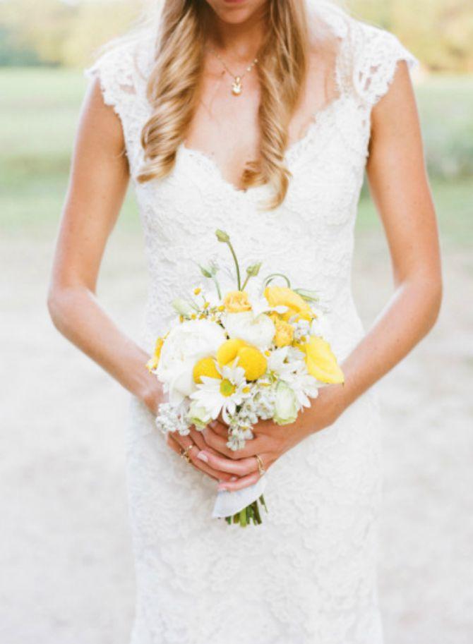 bidermajer2 Bidermajeri za letnje venčanje