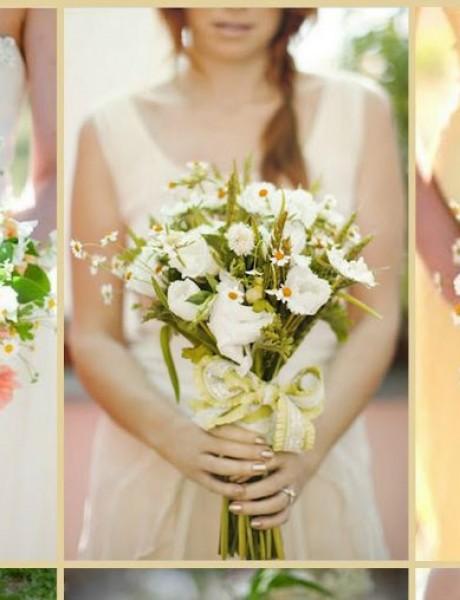 Bidermajeri za letnje venčanje