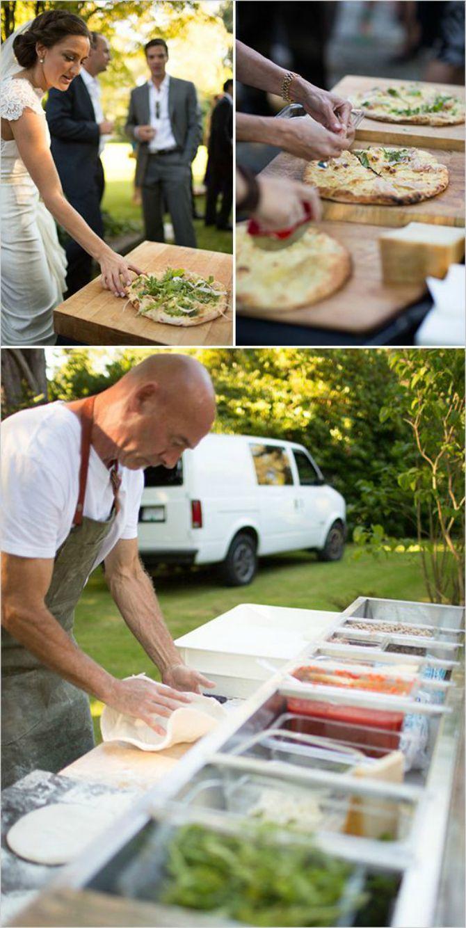 dekoracija hrane Poslužite hranu na kreativan način