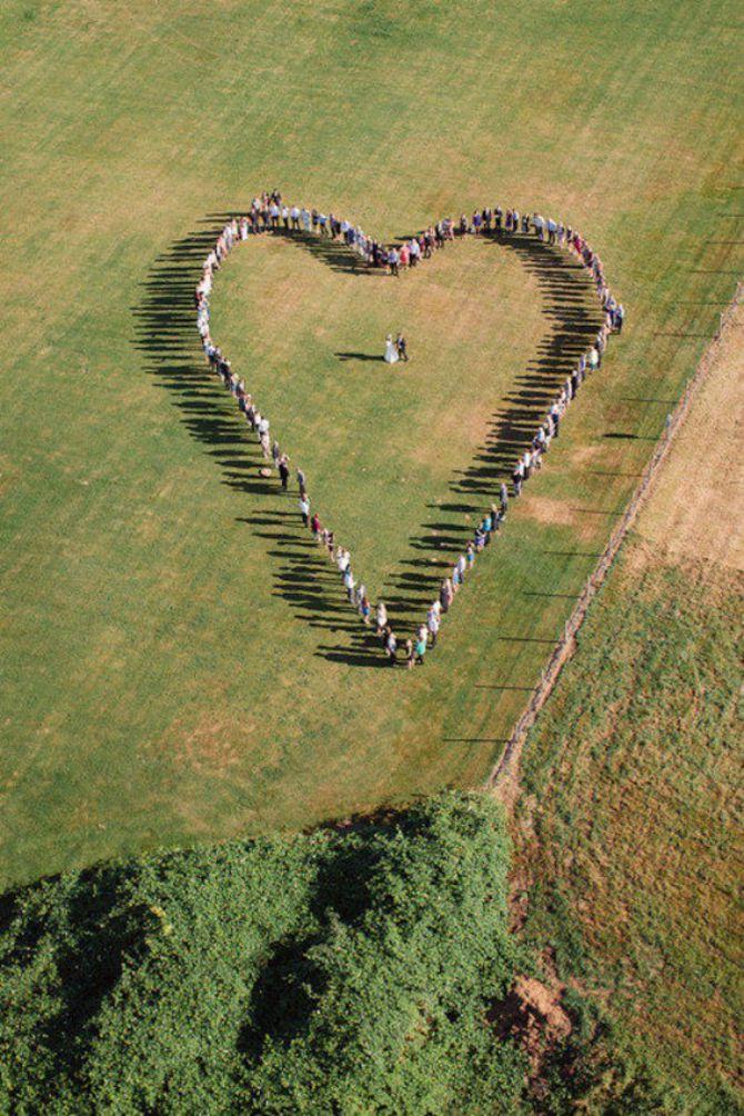 fotografije sa vencanja snimljene dronom Fotografije snimljene dronom ostavljaju bez daha