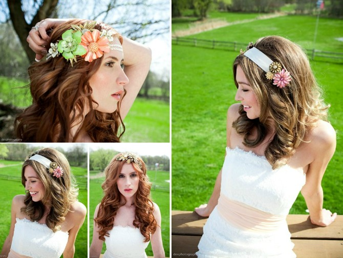 frizure za letnje vencanje1 Kako da izabereš frizuru za letnje venčanje?
