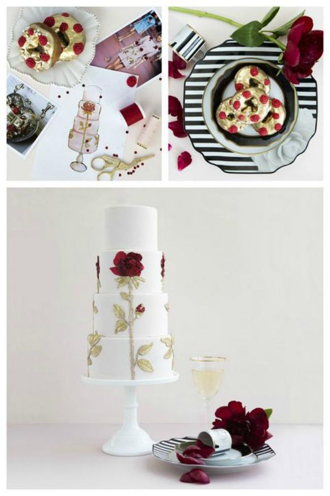 mladenacke torte inspirisane cuvenim kreatorima dolce gabbana Mladenačke torte inspirisane Nedeljom mode