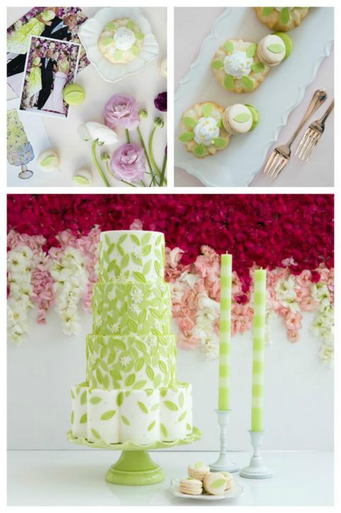 mladenacke torte inspirisane cuvenim kreatorima oscar de la renta Mladenačke torte inspirisane Nedeljom mode