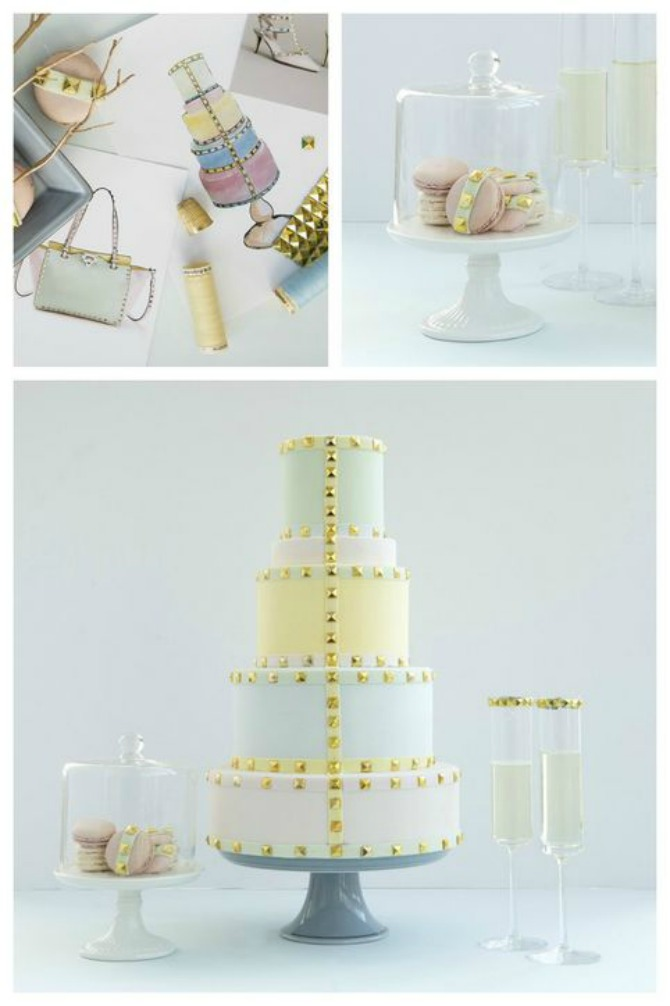 mladenacke torte inspirisane cuvenim kreatorima valentino Mladenačke torte inspirisane Nedeljom mode