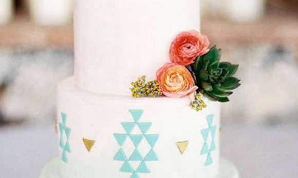 Moderne i šik mladenačke torte