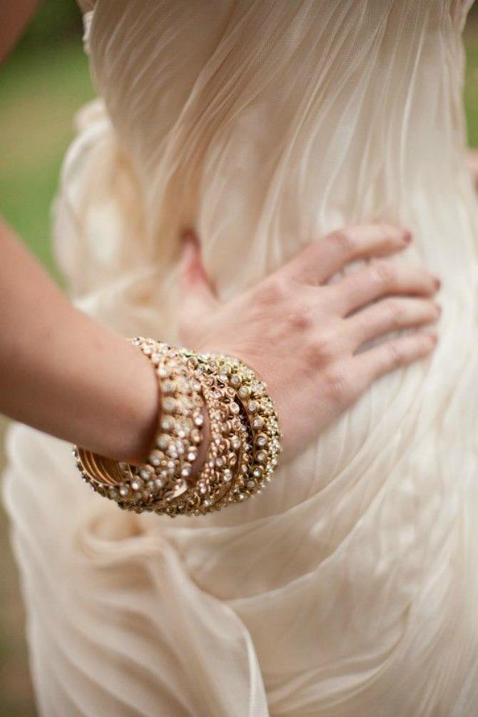 nakit za mladu11 Elegantan nakit za mlade od stila