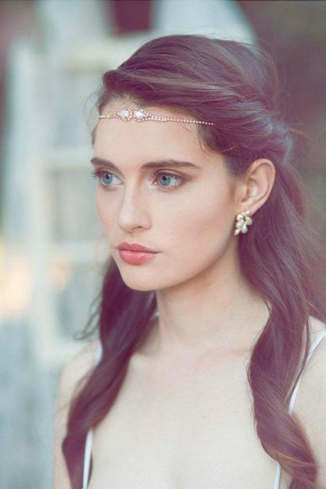 nakit za mladu2 Elegantan nakit za mlade od stila