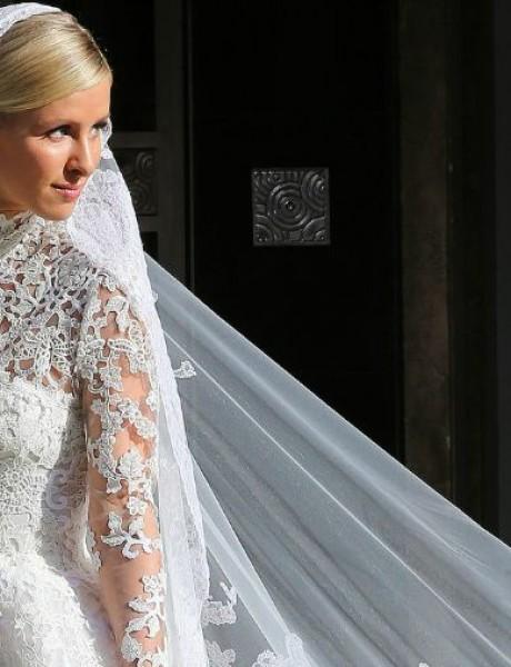 Luksuzno venčanje Niki Hilton