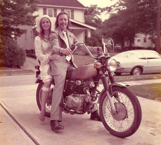 par proslavio 40 godina braka Par koji je proslavio 40 godina braka na inspirativan način