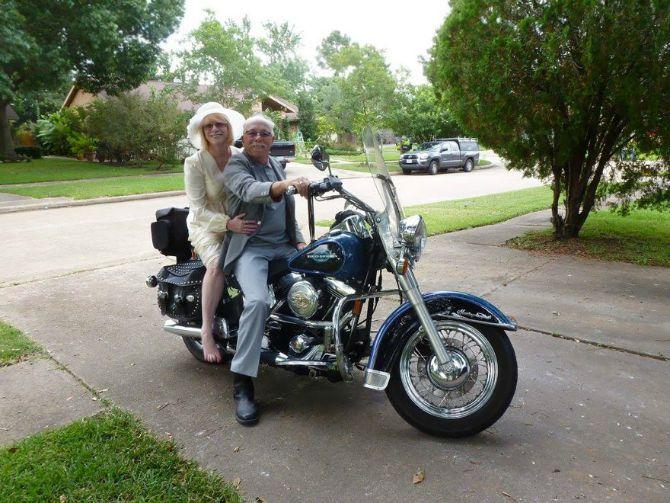par proslavio 40 godina braka1 Par koji je proslavio 40 godina braka na inspirativan način