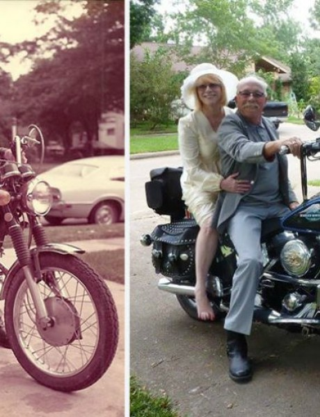 Par koji je proslavio 40 godina braka na inspirativan način