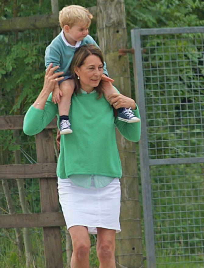 princ dzordz i njegova baka kerol Lekcije o roditeljstvu koje možemo da naučimo od Kejt Midlton