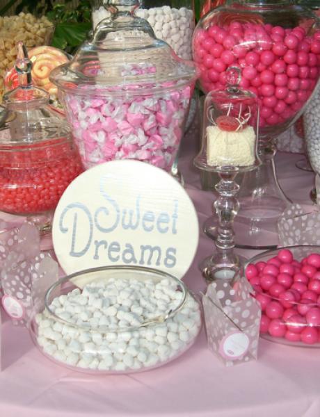 Kako da slatkišima dekorišete venčanje?
