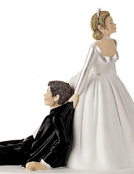 Interesantne figurice za mladenačku tortu