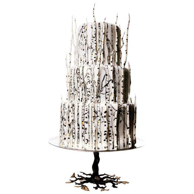 unikatne svadbene torte Interesantne svadbene torte