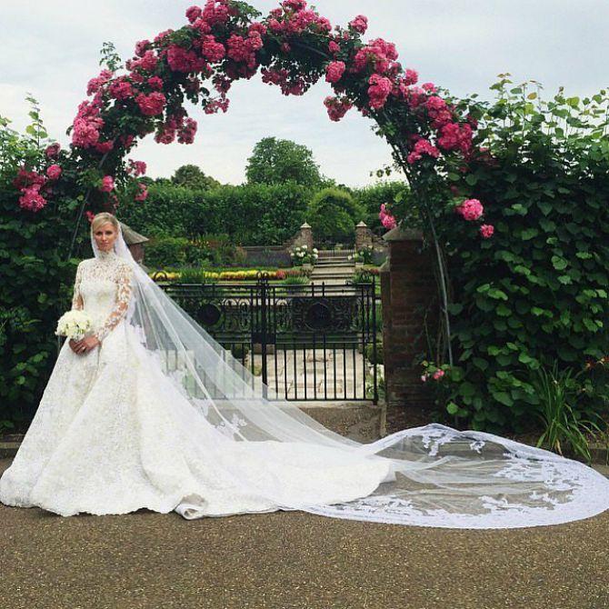 vencanje Niki Hilton Luksuzno venčanje Niki Hilton