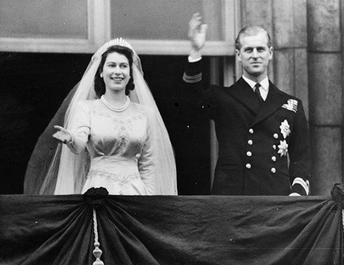 vencanje kraljice elizabete i princa filipa Kraljevsko venčanje   nikad do sada viđen video