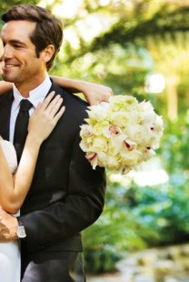 Zlatna boja na venčanju je u trendu