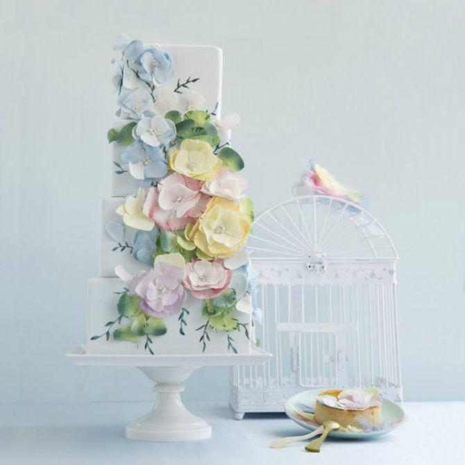 Marchesa mladenačka torta Mladenačke torte inspirisane visokom modom