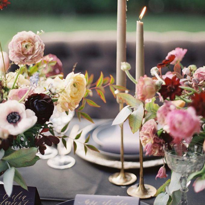 cvetne dekoracije 1 Instagram inspiracija za savršene cvetne dekoracije na venčanju