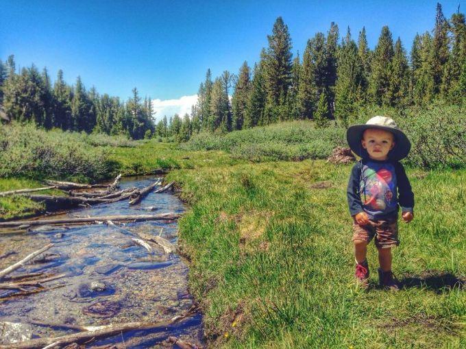 decak avantura 2 Dvogodišnjak prepešačio 500 kilometara