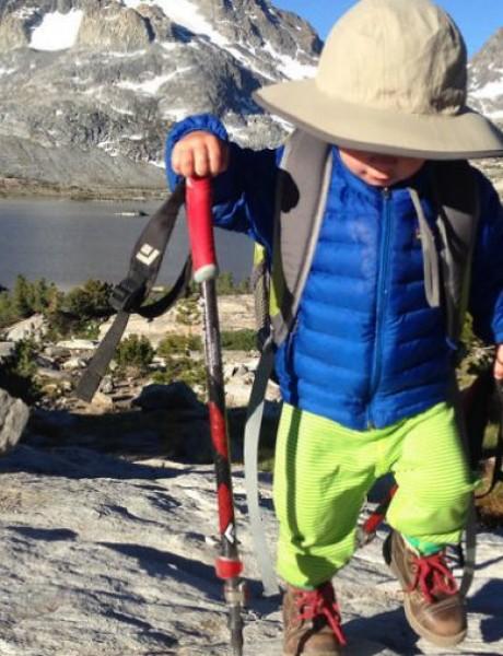Dvogodišnjak prepešačio 500 kilometara