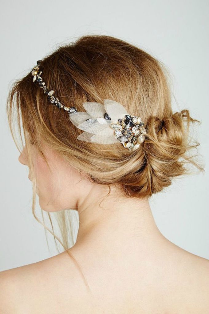 detalj za kosu za vencanje 1 Kako da odabereš savršen detalj za kosu za svoje venčanje