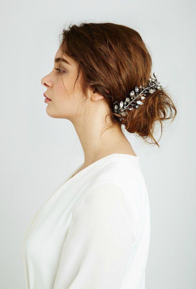 detalj za kosu za vencanje 2 Kako da odabereš savršen detalj za kosu za svoje venčanje