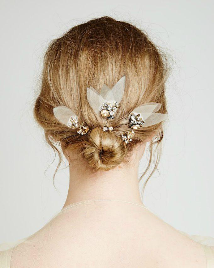 detalj za kosu za vencanje 3 Kako da odabereš savršen detalj za kosu za svoje venčanje