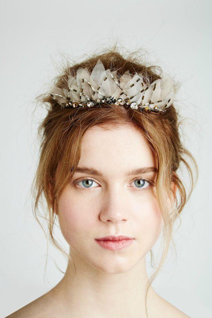 detalj za kosu za vencanje 5 Kako da odabereš savršen detalj za kosu za svoje venčanje