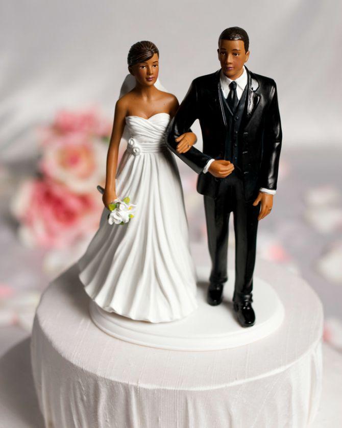 figurice za mladenacku tortu1 Kako su nastale figurice za mladenačku tortu