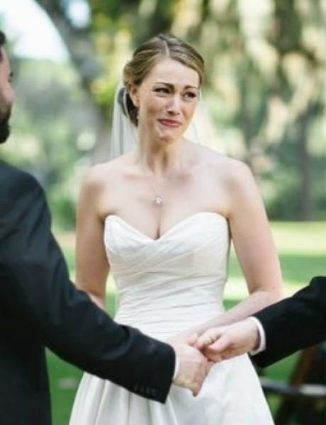 Najemotivniji momenti na fotografijama sa venčanja