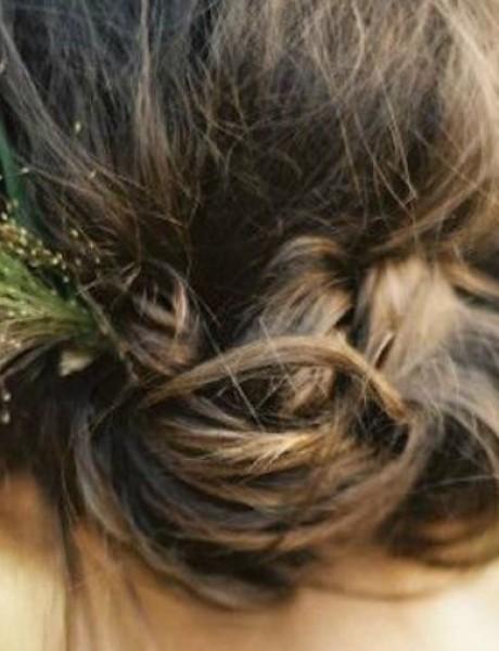 Gibson Rolls: Retro frizure za venčanje