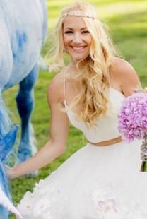 Kada se udaje dizajnerka venčanica to izgleda ovako